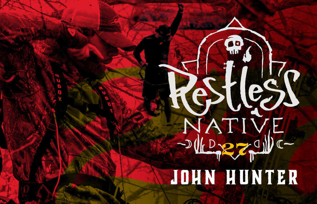 Restless Native: John Hunter, FLW Angler, Hunter & Entrepreneur