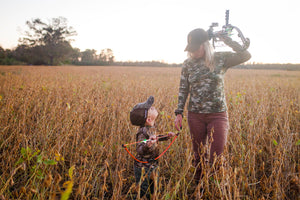 GoWild Partners with Raise 'Em Outdoors to Bring More Kids Outside