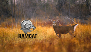 GoWild Giveaway: Ramcat Broadheads