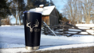 Giveaway: Custom Harvest Decals and Tumbler from TrophyStickers