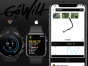 GoWild Expands Activity Tracking with Apple Watch  & Android Watch Support