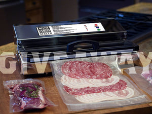 Giveaway: Weston PRO-2300 VACUUM SEALER + Bags  | $499 Value