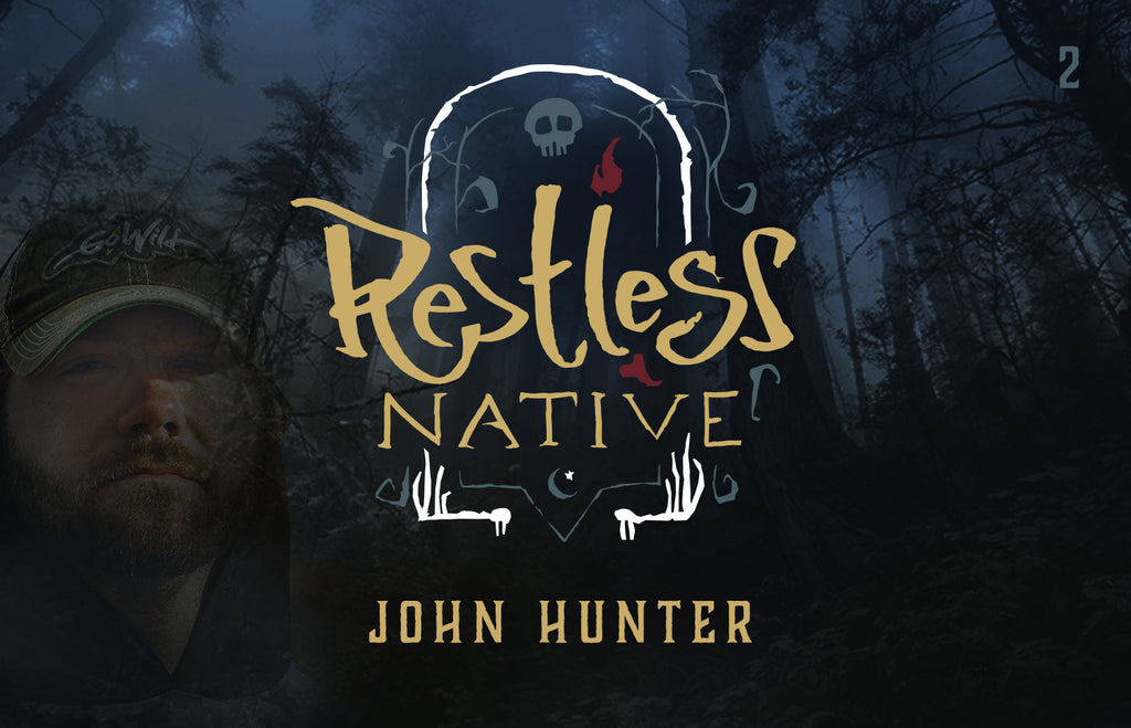 Restless Native: Episode 2, John Hunter