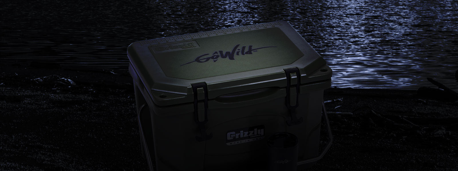 Giveaway: Custom Grizzly Cooler & GoWild Gear