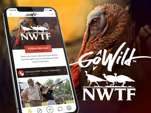 National Wild Turkey Federation Partners with GoWild to Boost Hunting Heritage Programs, Conservation Efforts & More