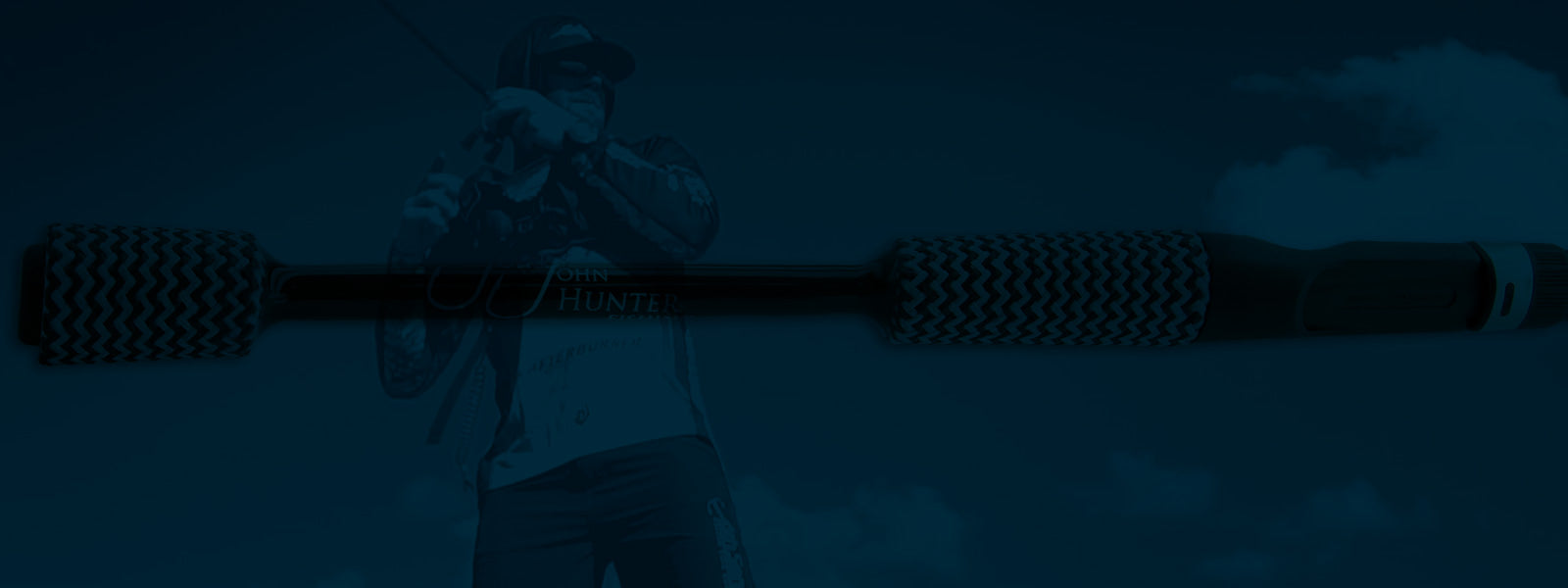Giveaway: Hunter Fishing Rod & GoWild Fat Bass Swag