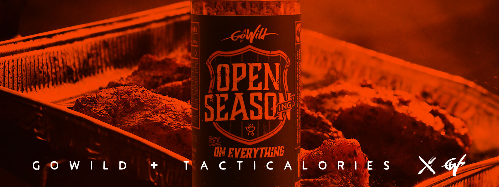 GoWild Launches Wild Game Seasoning,  in Partnership with Tacticalories Seasoning Co.