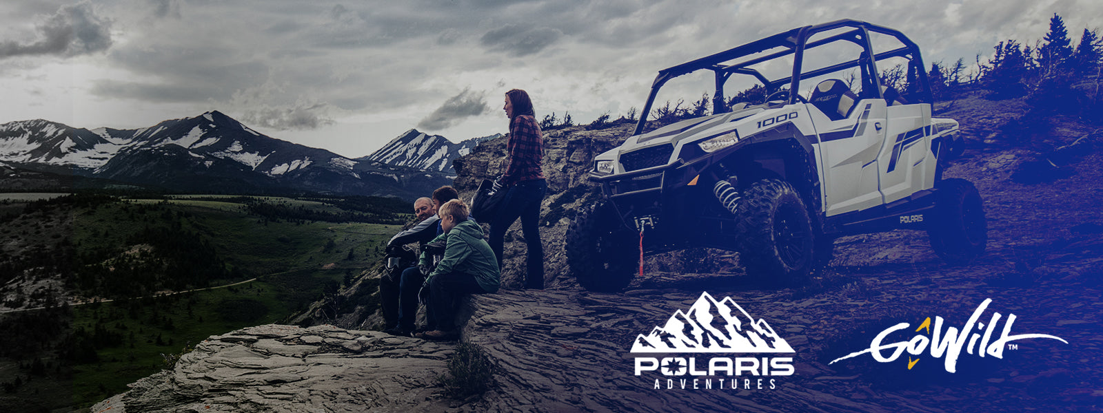 Polaris Adventures Launches Strategic Partnership with Outdoor App, GoWild