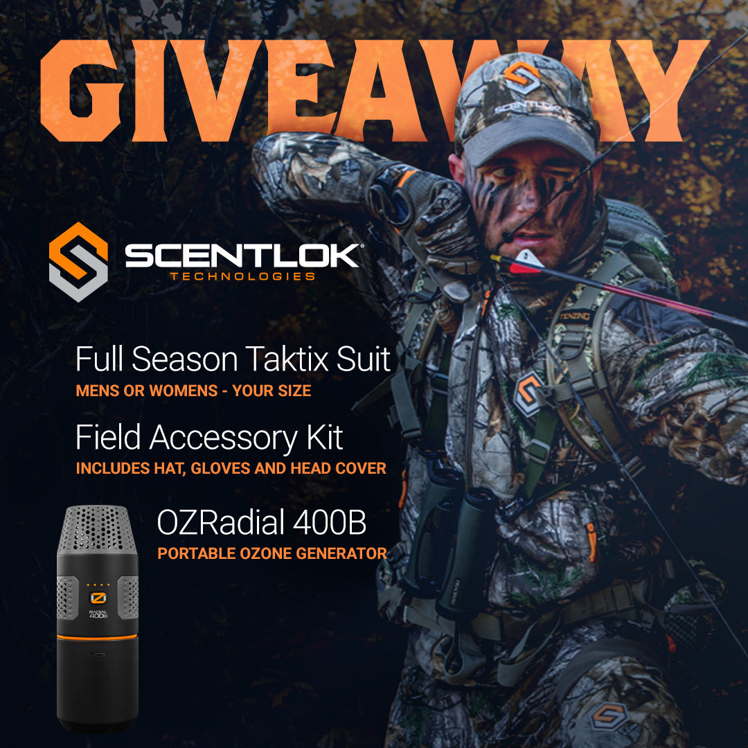 Giveaway: ScentLok Technologies Package