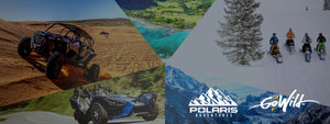 Polaris Adventures & GoWild: Build Your Adventure Sweepstakes
