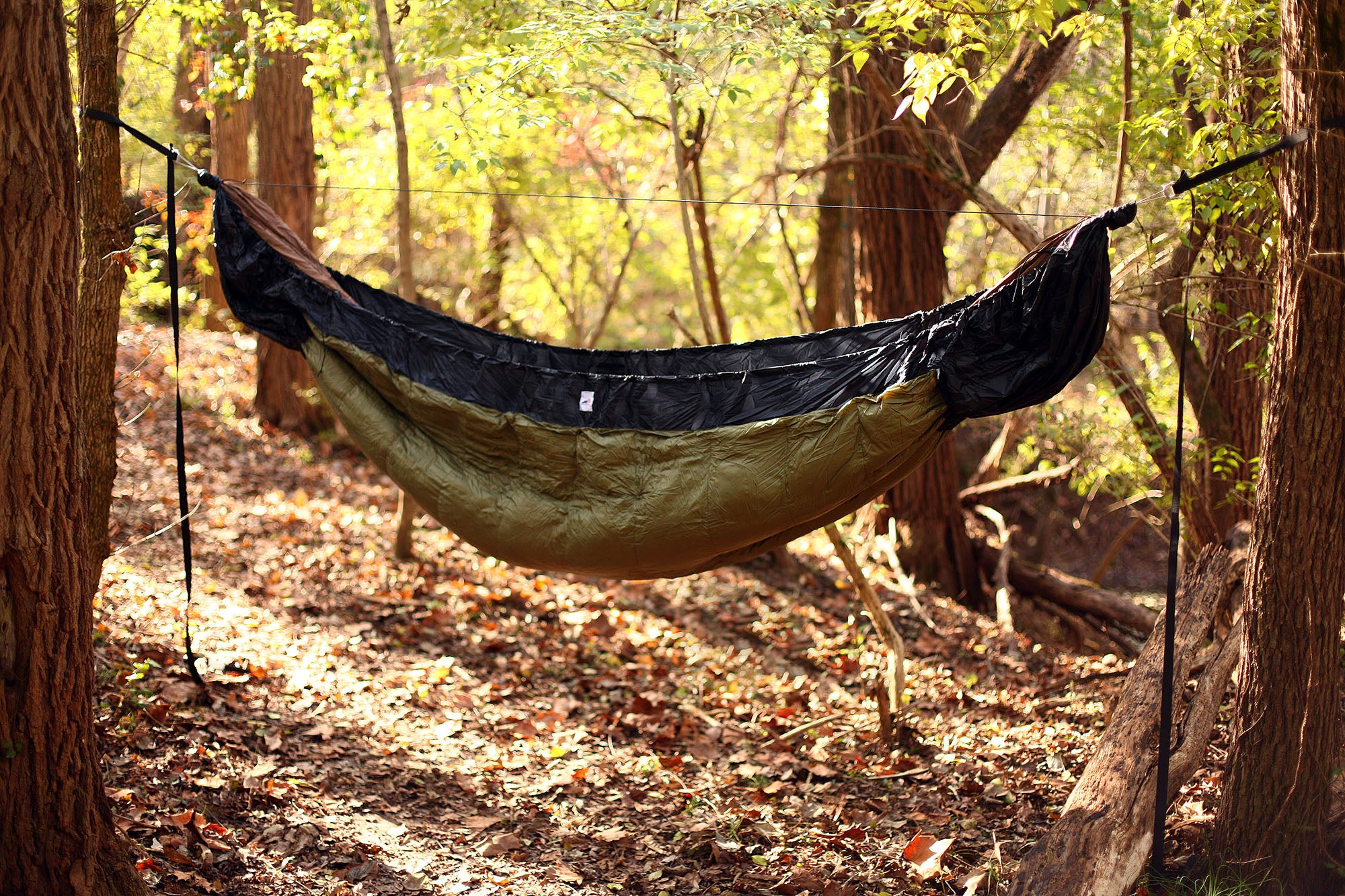 GoWild Giveaway & Q&A: Sheltowee Hammock Company