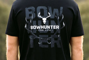 March Giveaway: T-Shirts from Bowhunter for Life