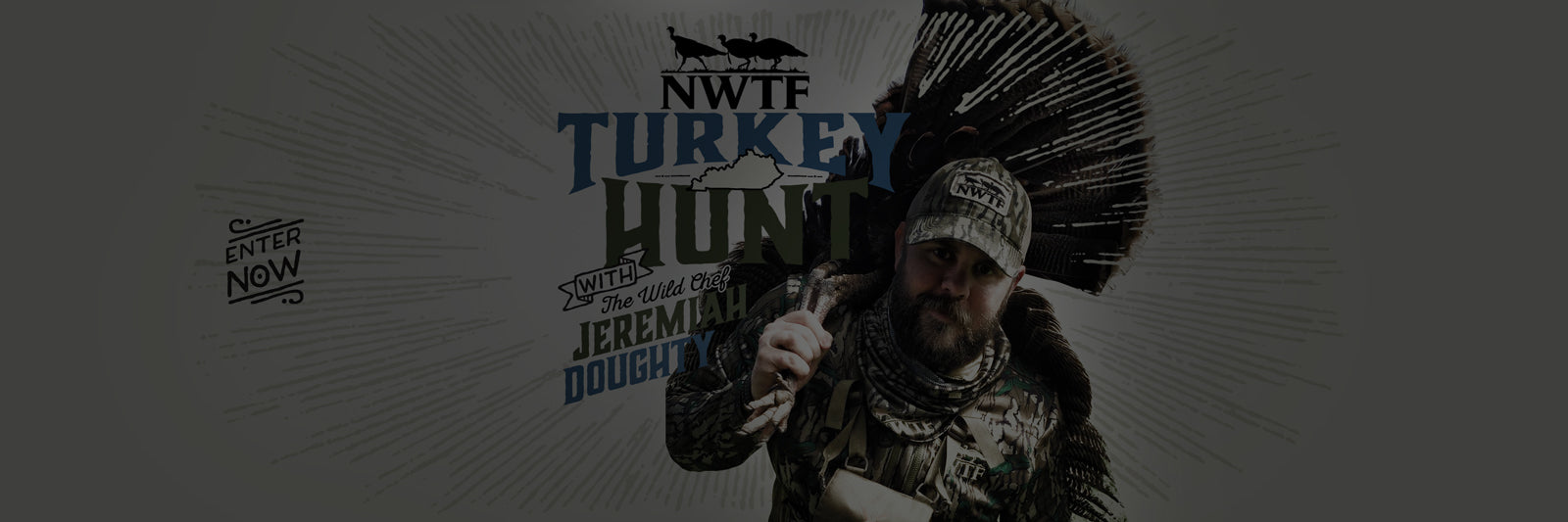 NWTF and GoWild Kentucky Turkey Hunt Sweepstakes