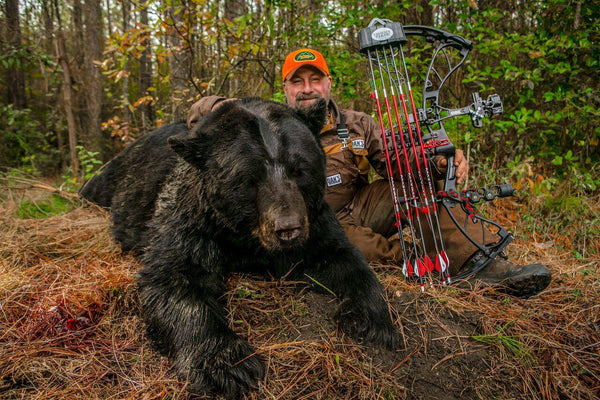 Black bear hunt in new jersey
