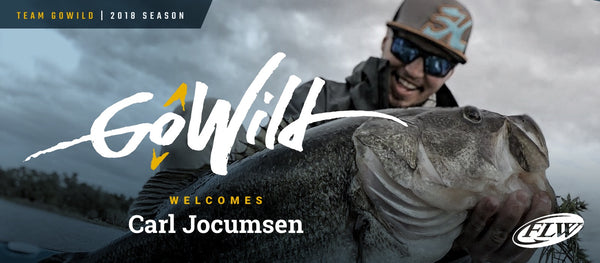 GoWild fishing app partners with Carl Jocumsen