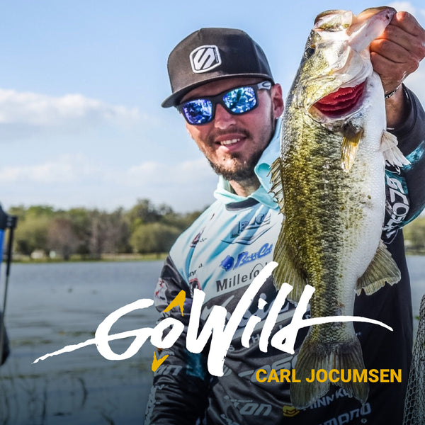 Carl Jocumsen GoWild fishing app