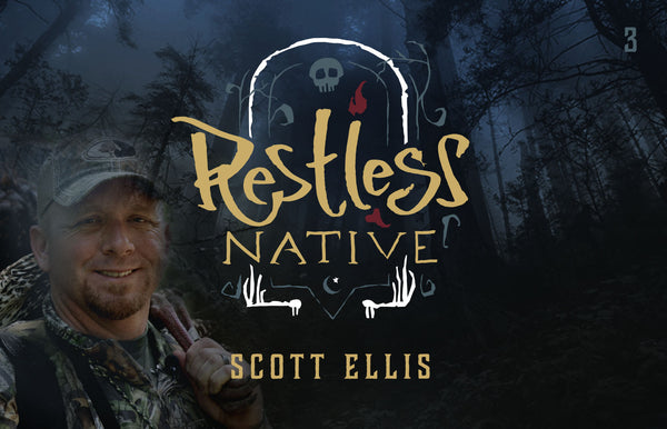 Scott Ellis on hunting podcast Restless Native