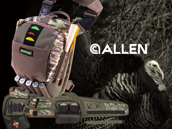 Allen Shocker Turkey Hunting