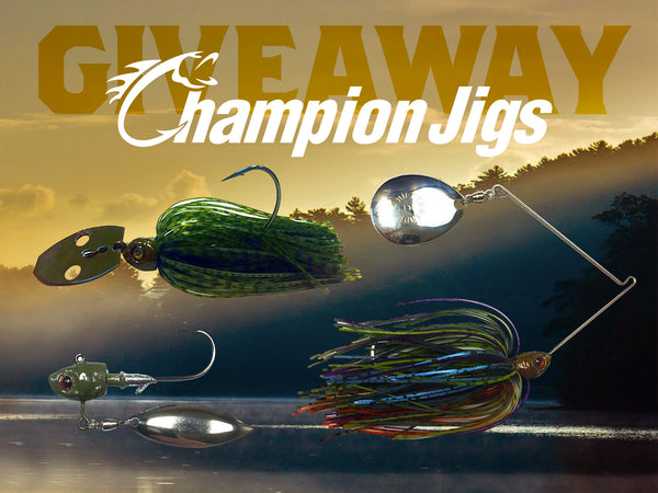 Champion Jig Fishing Package Giveaway