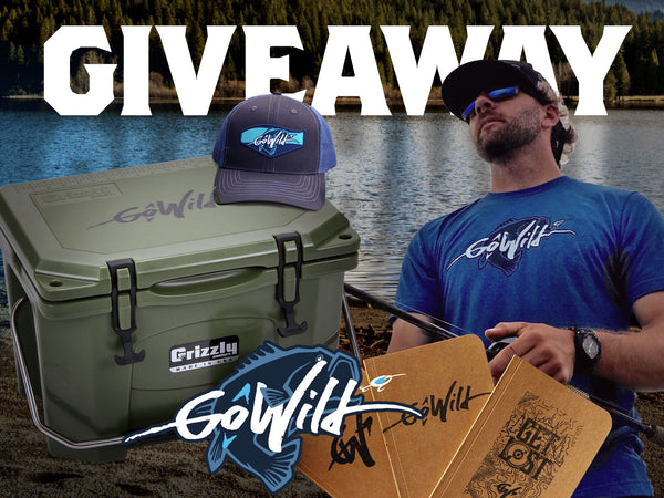 GoWild Grizzly Cooler Giveaway