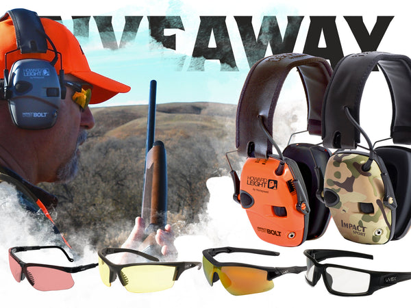 Howard Leight Giveaway
