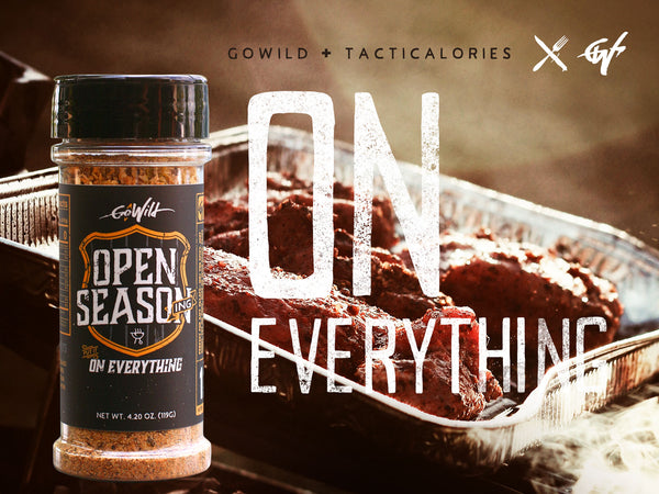Tacticalories Open Seasoning
