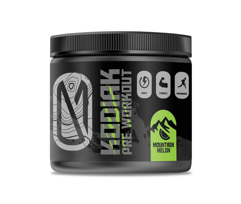 Dark Mountain Workout Supplements
