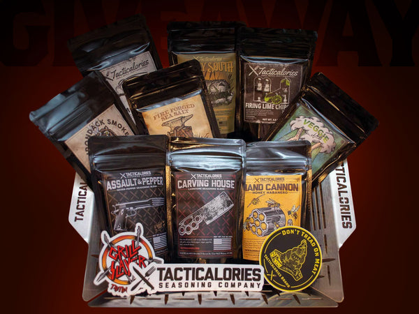 Tacticalories Giveaway