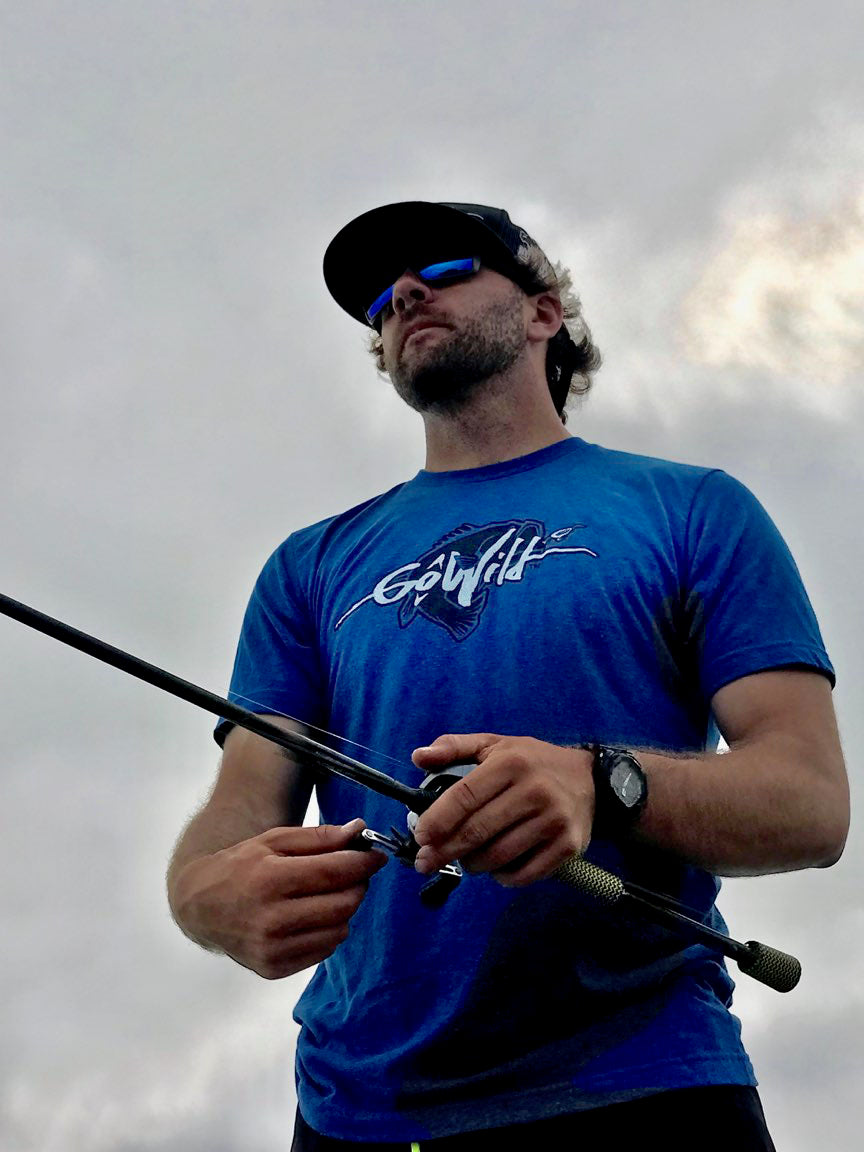 GoWild Fishing Shirt