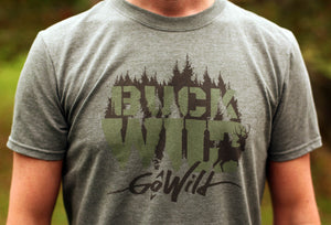Buck Wild Limited Edition T-Shirt