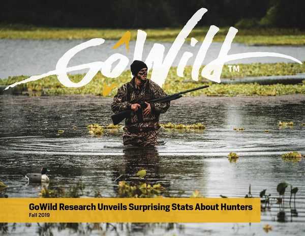 2019 GoWild Report: Surprising Stats About Hunters