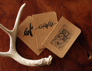 Get Lost Field Notebook