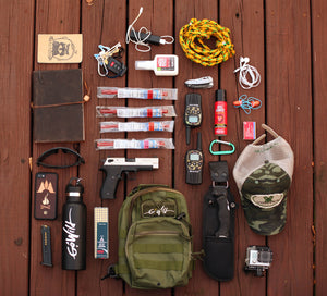 Daypack for hunting and hiking