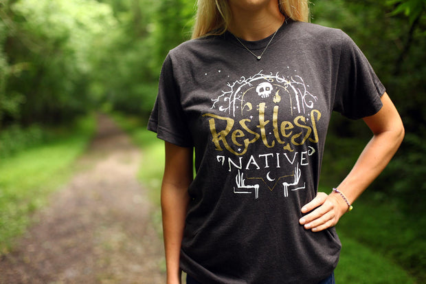 Limited-Edition Restless Native Shirt