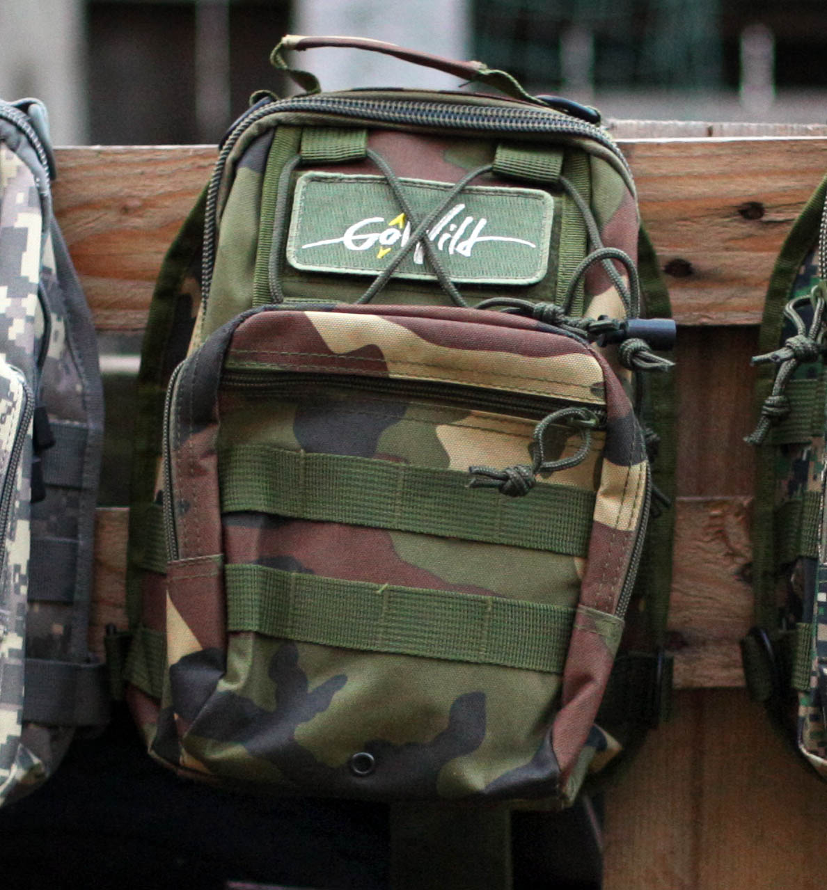 GoWild Tactical Sling Bag