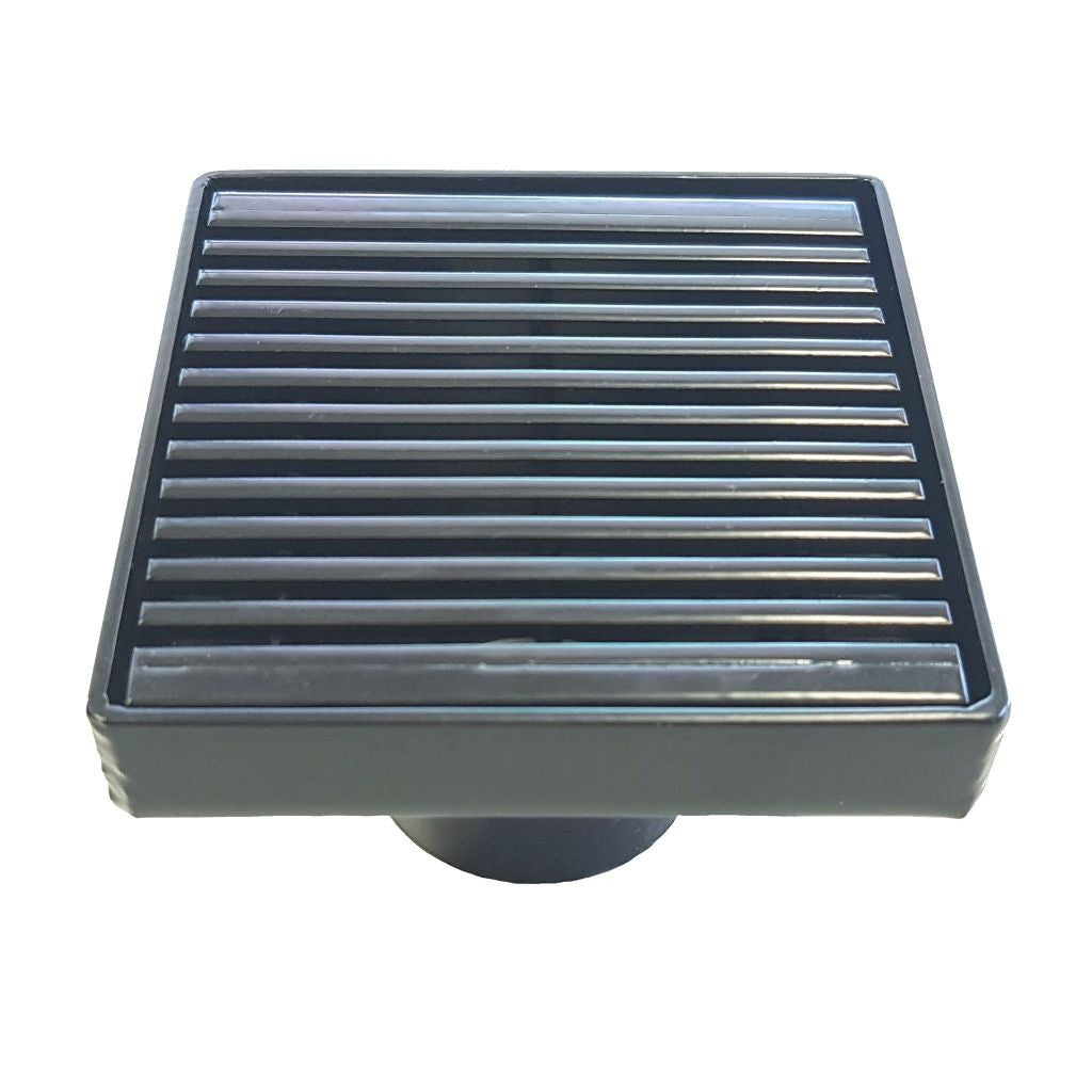 Heel Grate - Powdercoated Waste