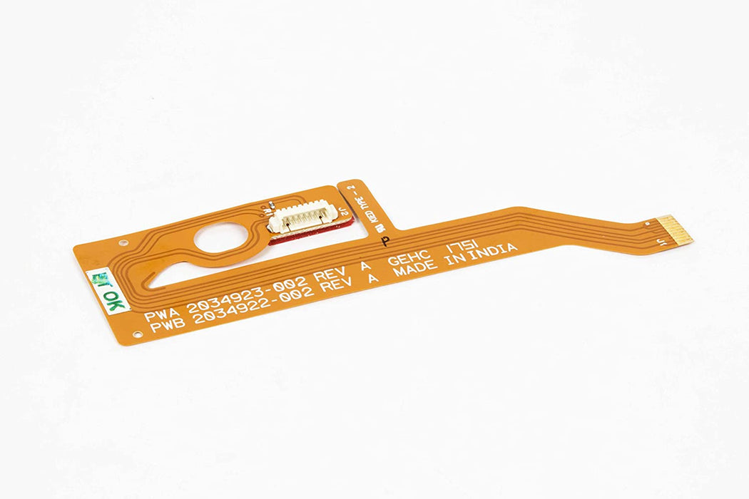 GE Mac 5000 / 5500 Display Backlight Flex Cable Assembly
