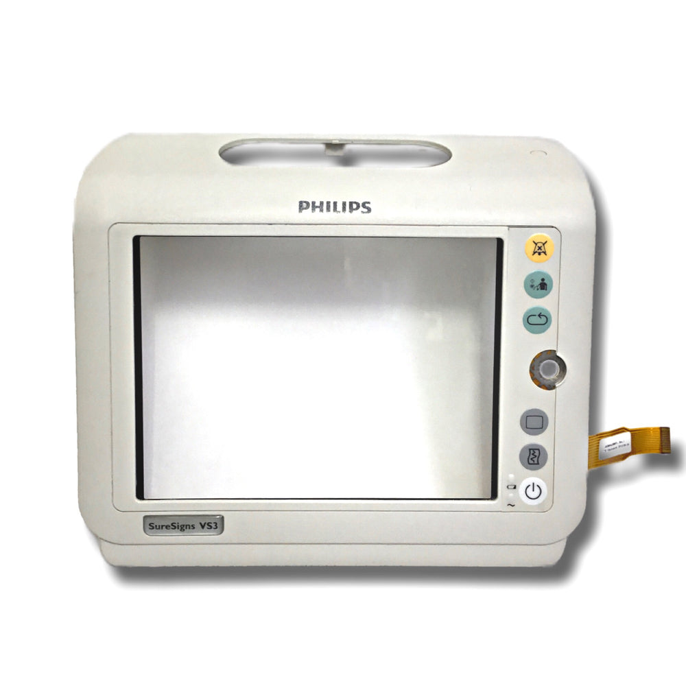 Philips SureSigns VS3 Monitor Front Screen Bezel with Buttons 453564041461