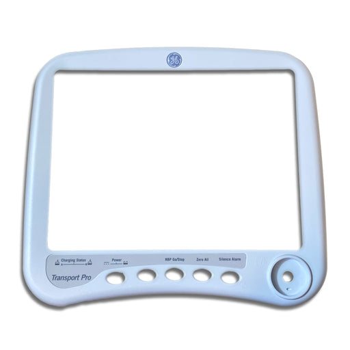 GE Transport Pro Front Housing Bezel / Display Plastic (V2)