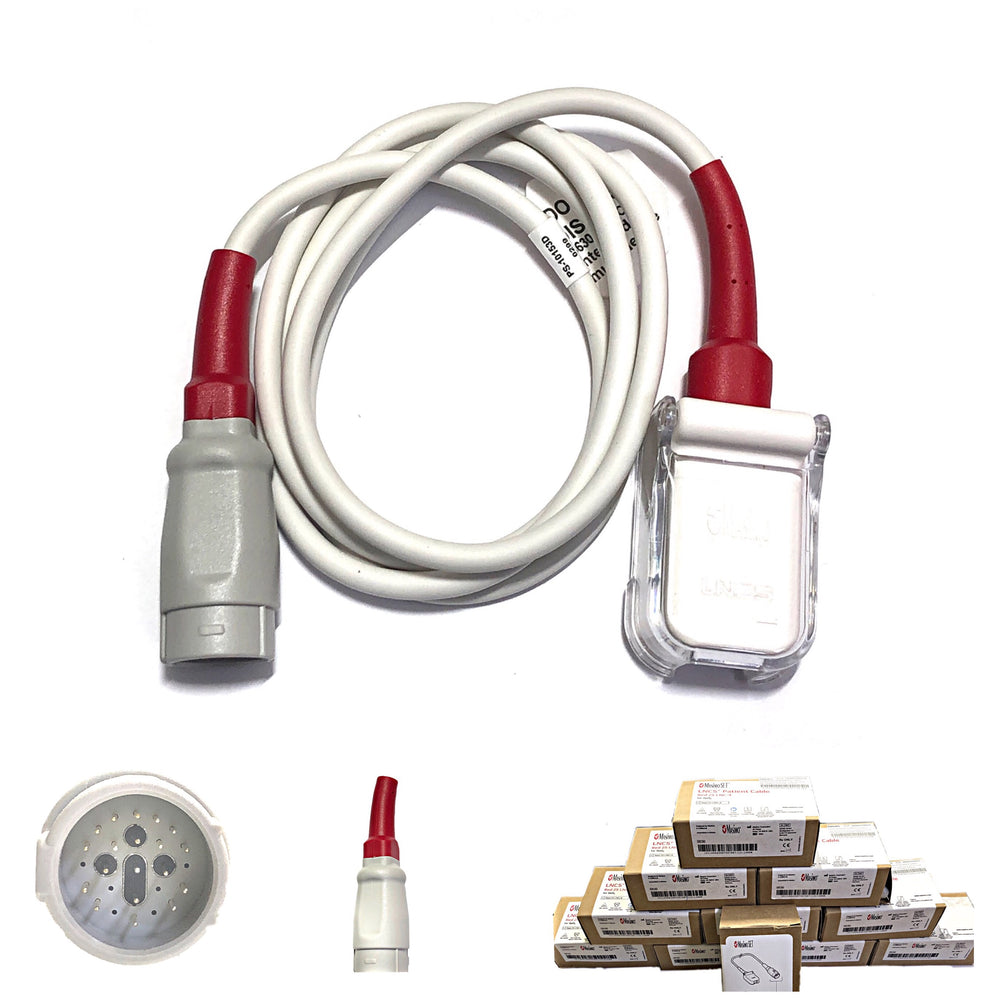 Masimo RED 25 LNC Extension Cables (25 pin) - Even Biomedical
