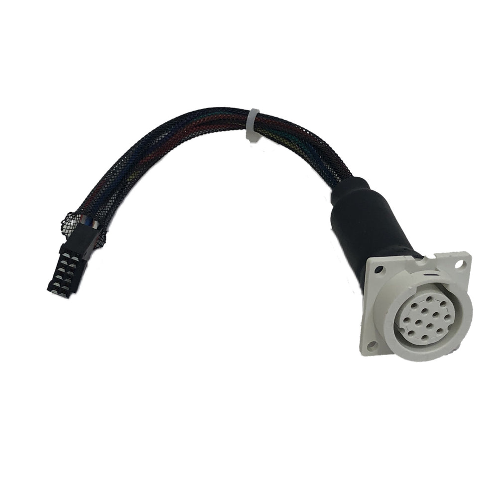 GE Corometrics 120 / 250 Series Fetal Monitor Uterine Activity (UA) TOCO Cable Connector Assembly - Even Biomedical