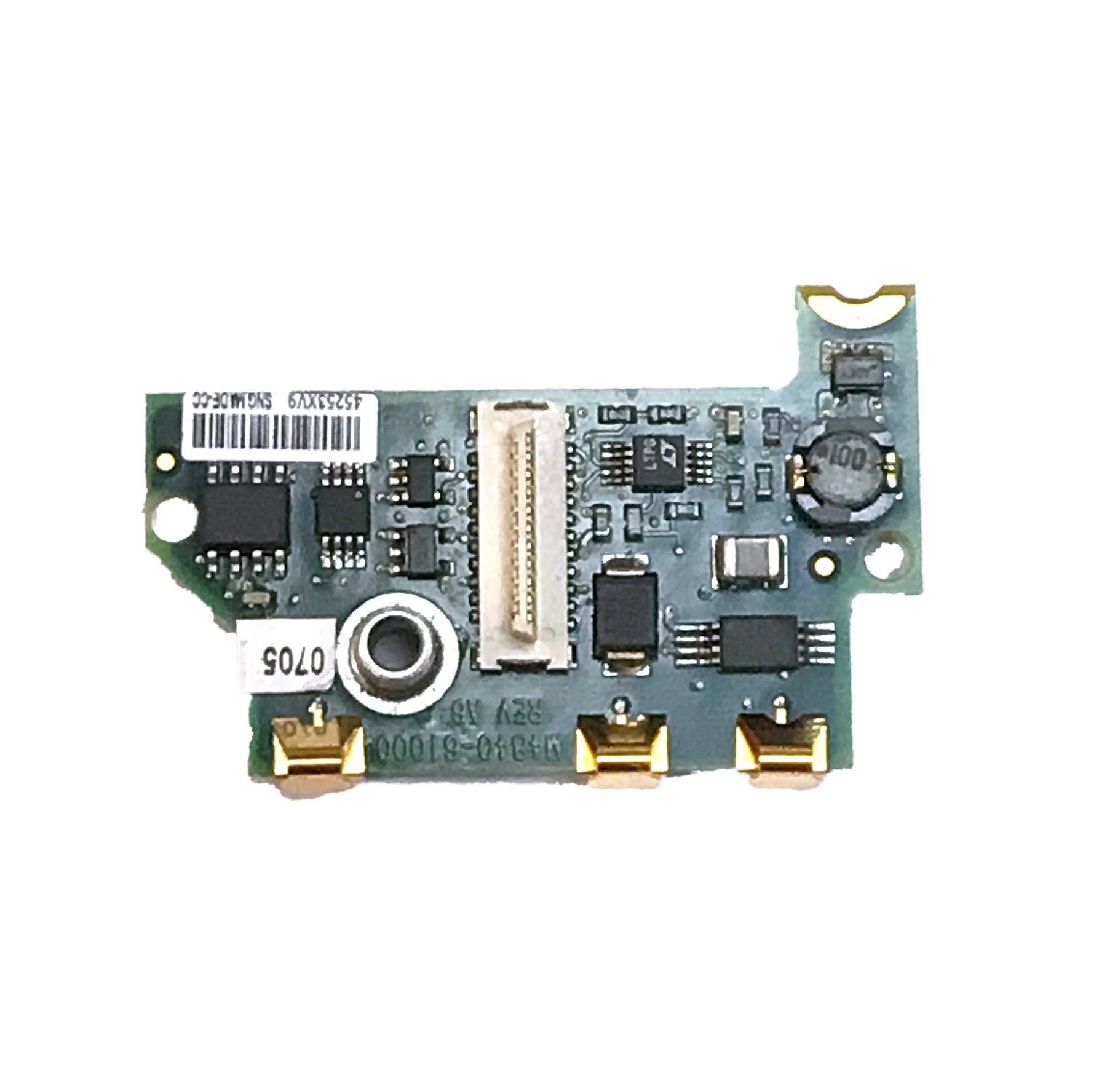 Philips IntelliVue M2601B/M4841A TRx+ Telemetry Transmitter Power Supply Circuit Board (S01, S02, S03), PCB Assembly