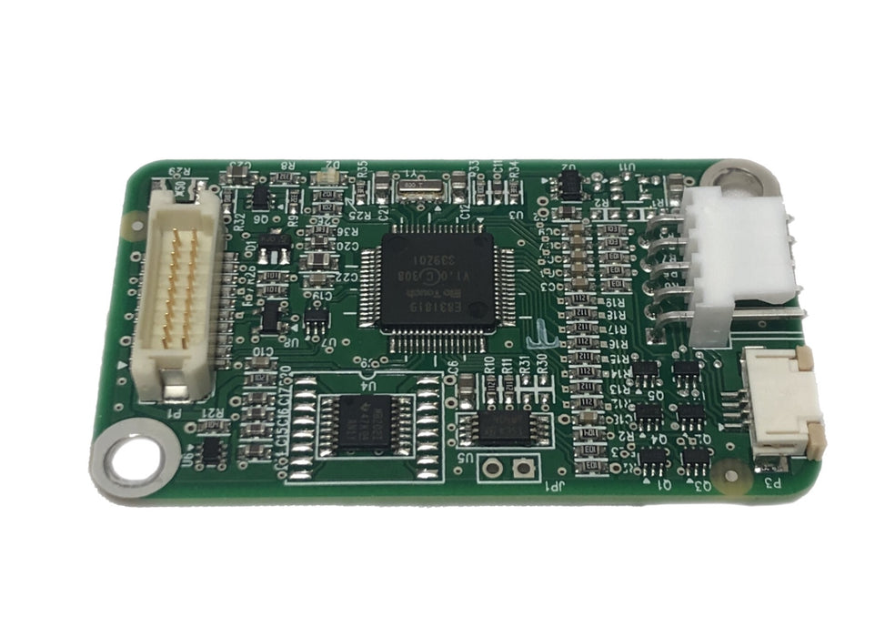 Philips SureSigns VS4 LCD Touchscreen Control Board PCB Assembly