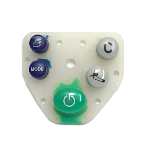 Welch Allyn 420 Series Spot Vitals Switch/Button Array,Epoxy Coated (Ver. 1) - Even Biomedical