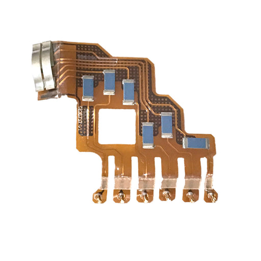 Philips IntelliVue M2601B/M4841A TRx+ Telemetry Transmitter ECG Block Flex Cable  (S01, S02, S03), Assembly