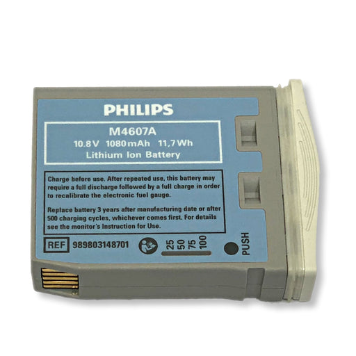 Philips Intellivue X2 10.8V Lithium Ion Battery Pack - Even Biomedical