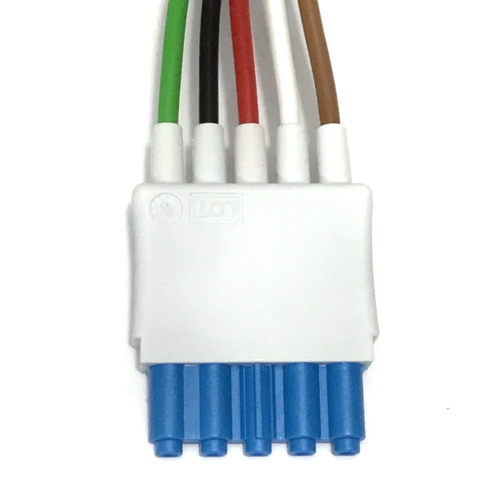 Philips 5-Lead ECG Lead Wire Sets, Cables