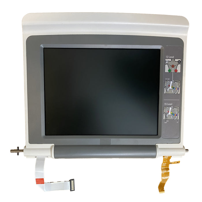 GE MAC 5000/5500 Complete Display Assembly by EvenBiomedical.com 2019106-007 HD