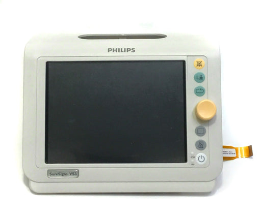 Philips SureSigns VS3 Monitor Display Assembly Including Bezel, Buttons, LCD - Even Biomedical