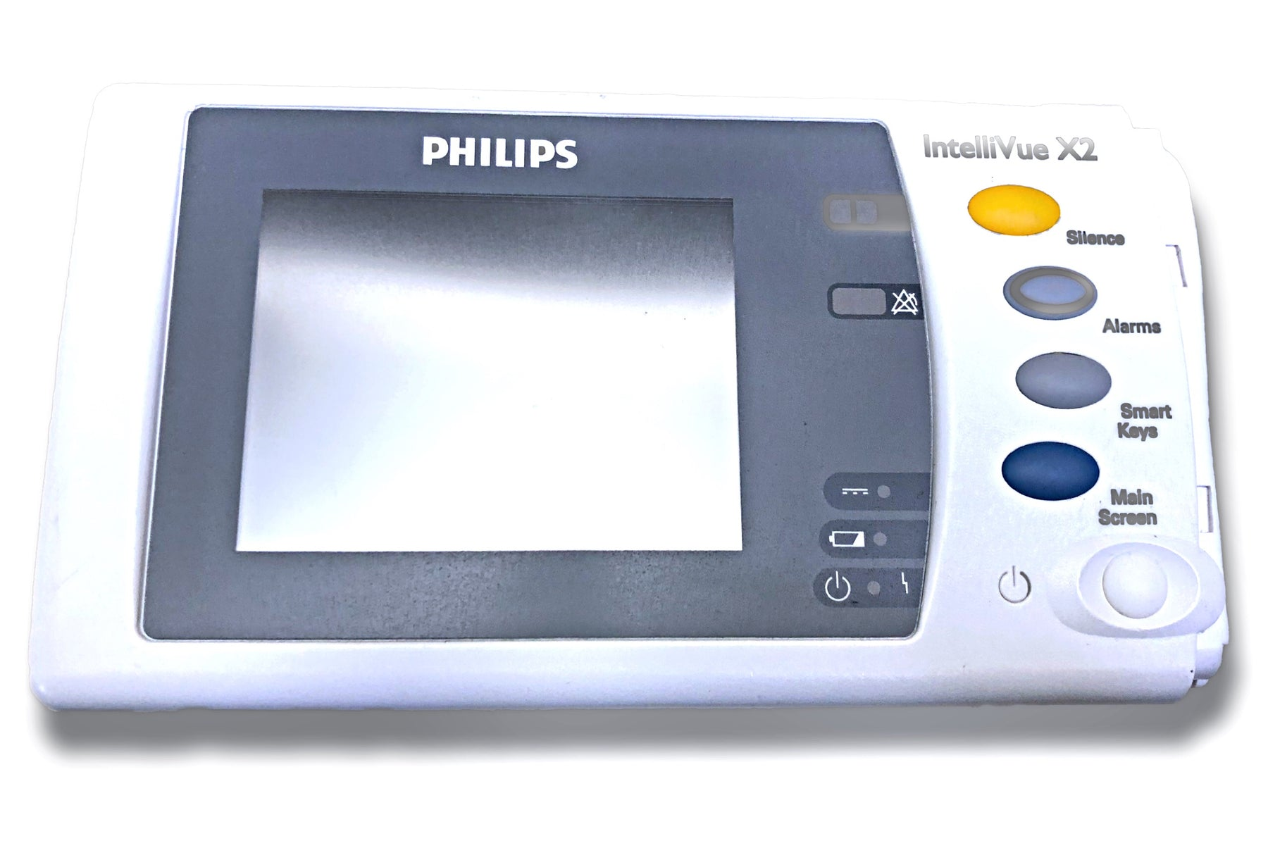 Philips Intellivue X2 / MP2 Front Display LCD Screen & Bezel Assembly - Even Biomedical